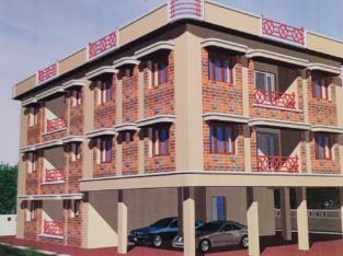 1BHK FLAT WITH OPEN KITCHEN FOR FAMILY/BACHELORS
