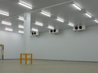 Cold rooms & Refrigeratted warehouses